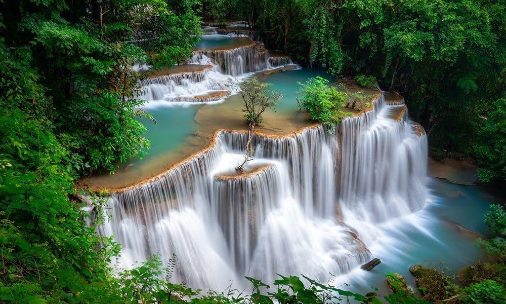 Waterfall Quotes honoring this natural miracle