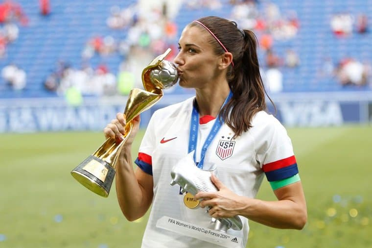 50 Alex Morgan Quotes From the Soccer Playing Social Warrior