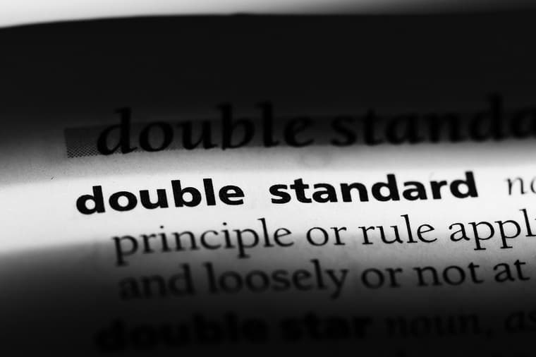 50 Double Standard Quotes That Will Make You Morally Outraged