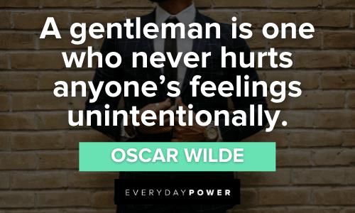 motivational gentleman quotes