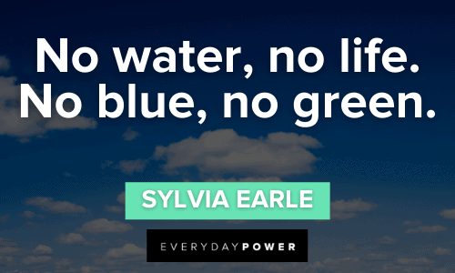 blue quotes for creatives