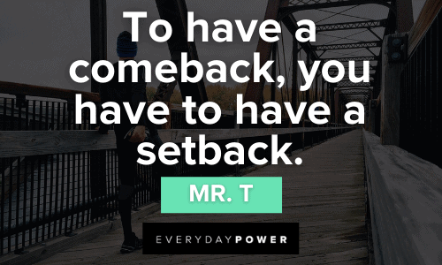 inspirational Comeback Quotes