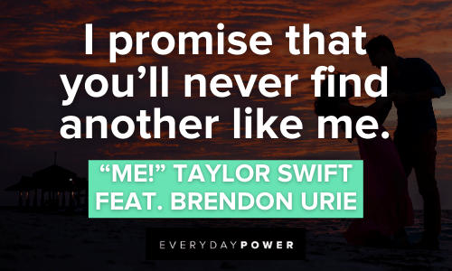 Song Quotes From Some of the Biggest Hits
