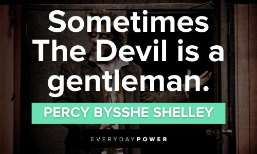 gentleman Devil Quotes