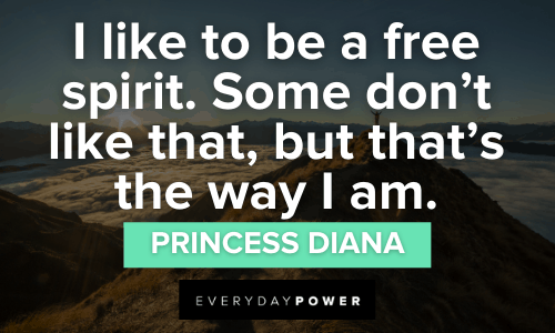 Free Spirit Quotes to inspire you to be yourself