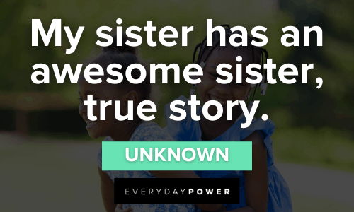 Funny Sister Quotes that will make your day