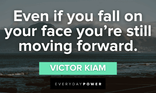 Future Quotes About moving forward
