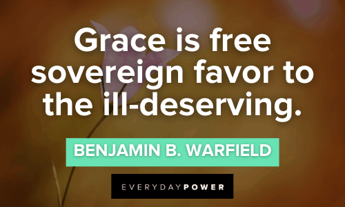 Grace Quotes that will Change Your Life