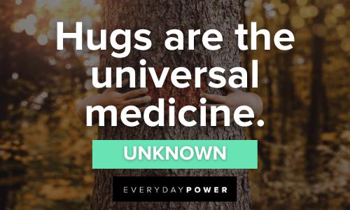 beautiful Hug Quotes