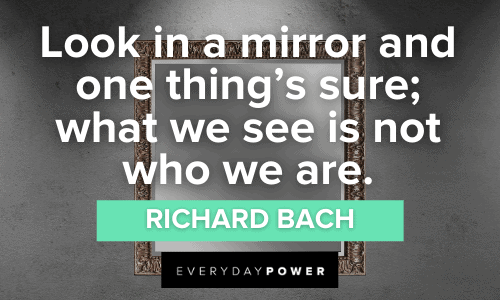 inspirational Mirror Quotes