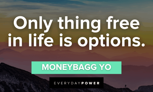 Moneybagg Yo quotes about life