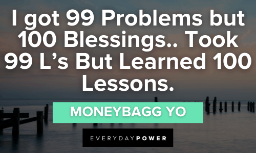 Moneybagg Yo quotes about problems