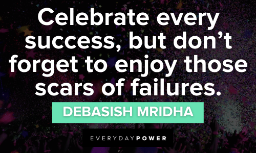 Party Quotes about success