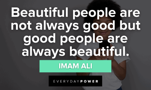 Quotes for Girls about beautiful people