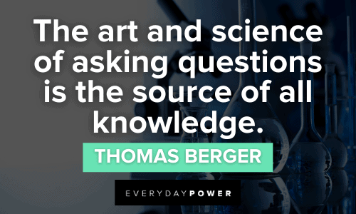 Science Quotes about knowledge