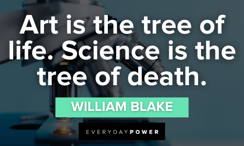 Science Quotes about life and death
