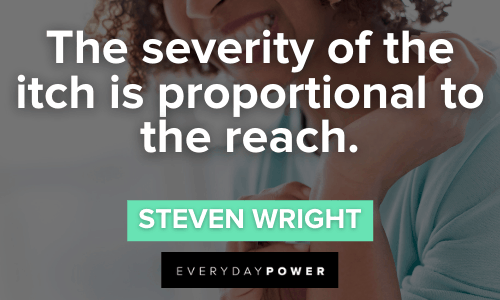 Steven Wright Quotes to brighten your day