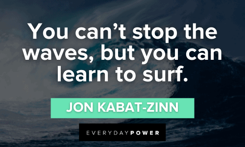 Waves Quotes and sayings