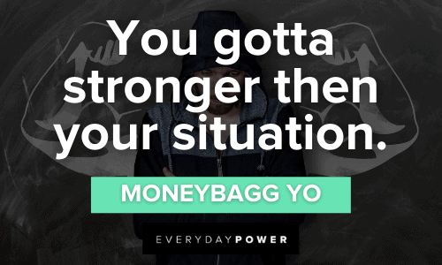 inspirational Moneybagg Yo quotes