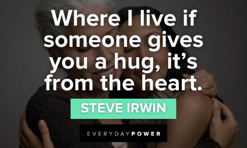 heartfelt Hug Quotes