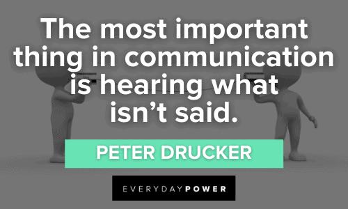 important Communication quotes