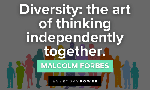 Community Quotes about diversity