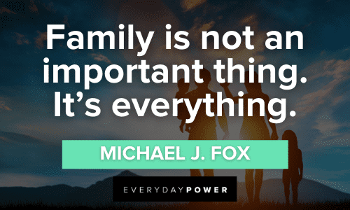 powerful Family Quotes