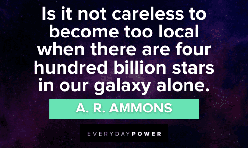 Galaxy Quotes that will make you wonder