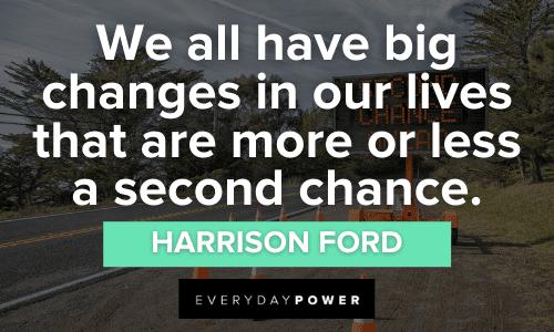 second chances quotes about change