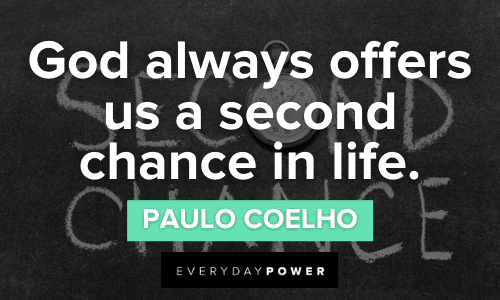 second chances quotes about god