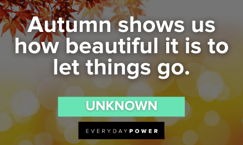 September Quotes about autumn