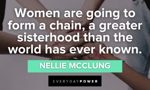 Powerful Sisterhood Quotes
