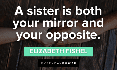short Sisterhood Quotes