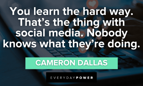 Social Media Quotes about learning