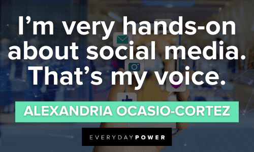 Social Media Quotes and sayings