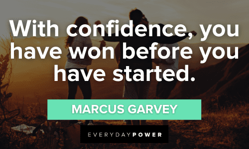 Teen Quotes about confidence
