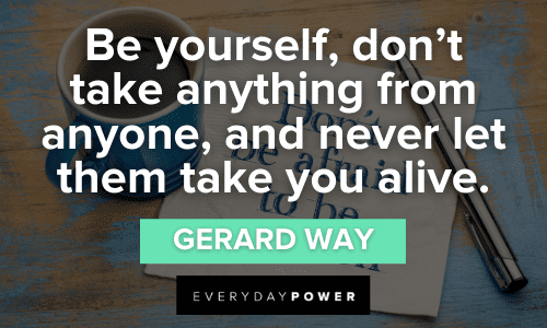 powerful Be Yourself Quotes