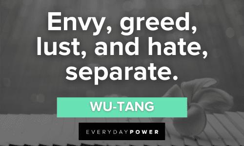 memorable Wu-Tang Quotes