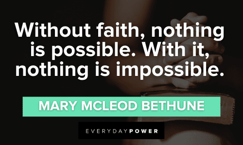Faith Quotes to make you wise